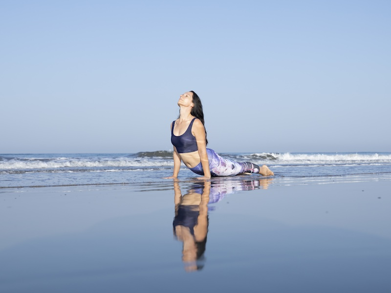 Yogaausbildung in Indien deutschsprachig