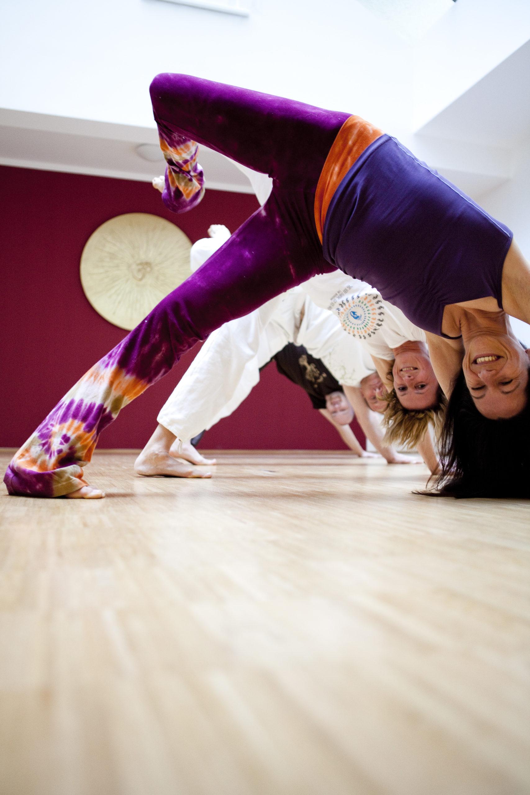 ANANYA Yoga Kurs für Anfänger