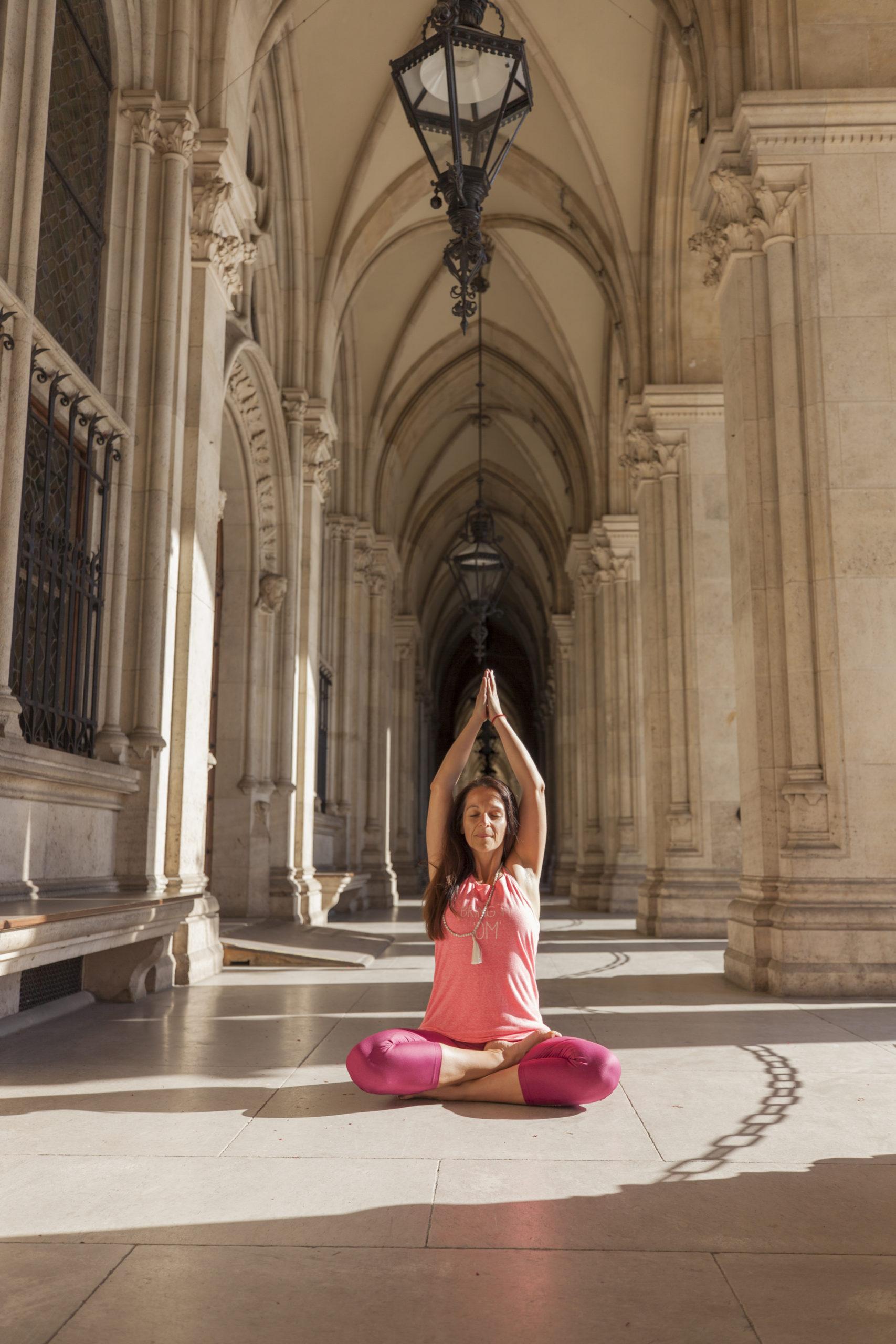 ANANYA Yoga Wien Online